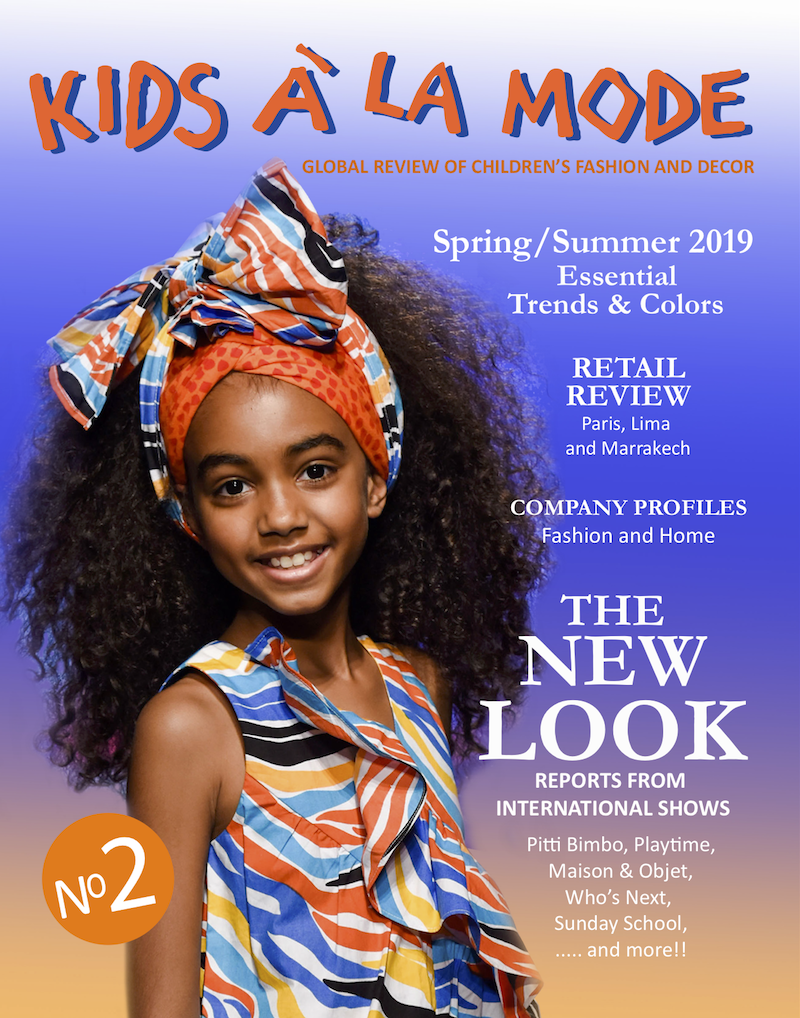 Category Archive For Trend Report Spring Summer 2019 Kids A La Mode